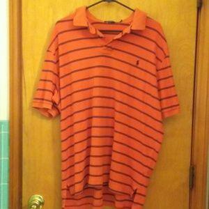 Polo Ralph Lauren Orange Striped
